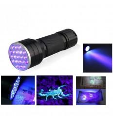Lampada UV - Lampada di Wood a led portatile e impermeabile